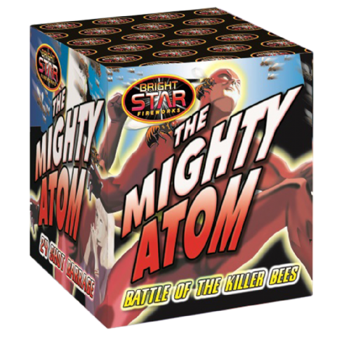 Mighty Atom Battle of the Killer Bees